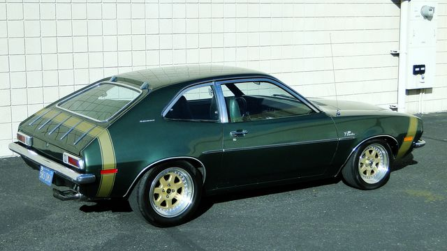 1971 Ford PINTO RUNABOUT CALIFORNIA CAR Phoenix, Arizona 14