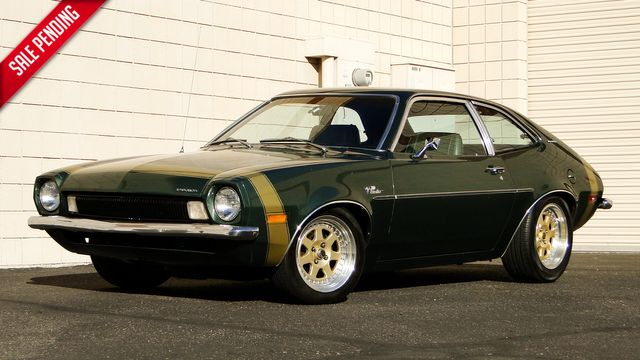 1971 Ford PINTO RUNABOUT CALIFORNIA CAR Phoenix, Arizona