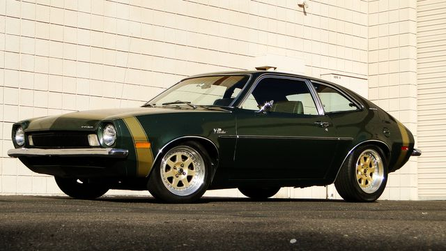 1971 Ford PINTO RUNABOUT CALIFORNIA CAR Phoenix, Arizona 12