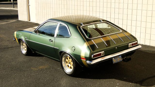 1971 Ford PINTO RUNABOUT CALIFORNIA CAR Phoenix, Arizona 8