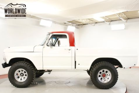 1971 Ford SHORTBED EXTENSIVE BUILD. 390 V8 C6 AUTO PS PB DISC | Denver, CO | Worldwide Vintage Autos in Denver, CO