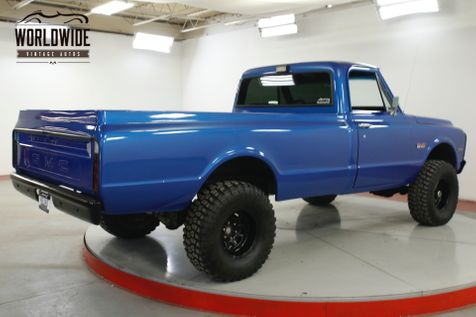 1971 GMC K1500 K10 4x4 RESTORED V8 AUTO LIFT CHEVY | Denver, CO | Worldwide Vintage Autos in Denver, CO