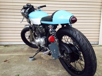... 1971 Honda HONDA CB350 K3 SUPER SPORT VINTAGE CAFE RACER MOTORCYCLE Mendham, ...