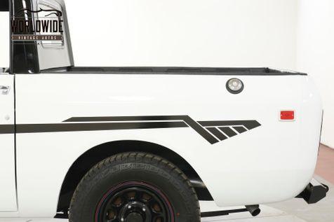 1971 Internatioal SCOUT 4x4 345 V8 RARE 1/2 CAB FACTORY SHEET METAL  | Denver, CO | Worldwide Vintage Autos in Denver, CO