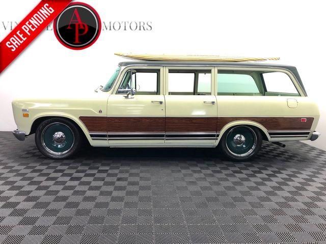 1971 International TRAVELALL 16K MILES 392 V8 AUTO