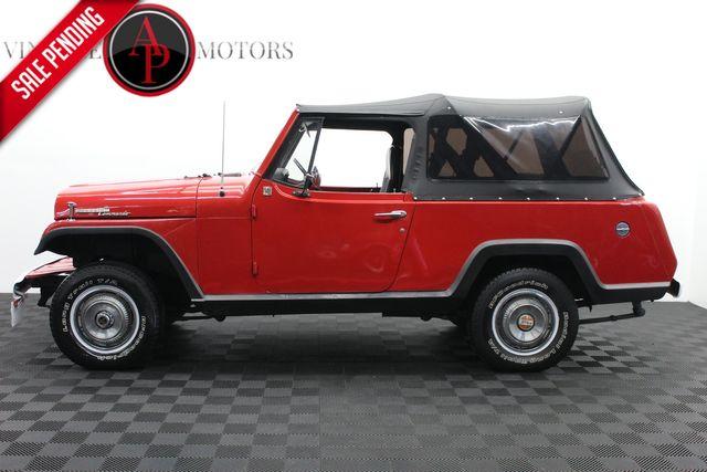 1971 Jeep COMMANDO DAUNTLESS V6 4X4 CONVERTIBLE