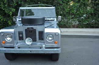 1971 Land Rover Defender Aluminum Body   city California  Auto Fitness Class Benz  in , California