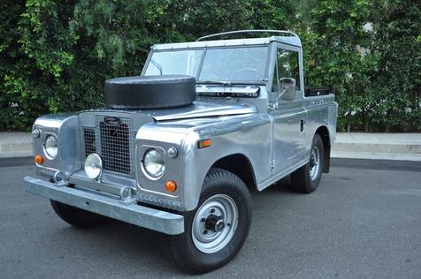 1971 Land Rover, Defender Aluminum Body  in , California
