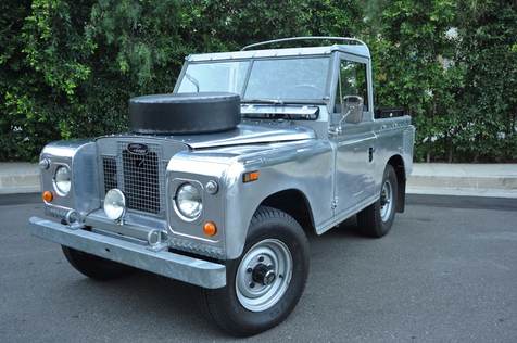 1971 Land Rover, Defender Aluminum Body  in , California