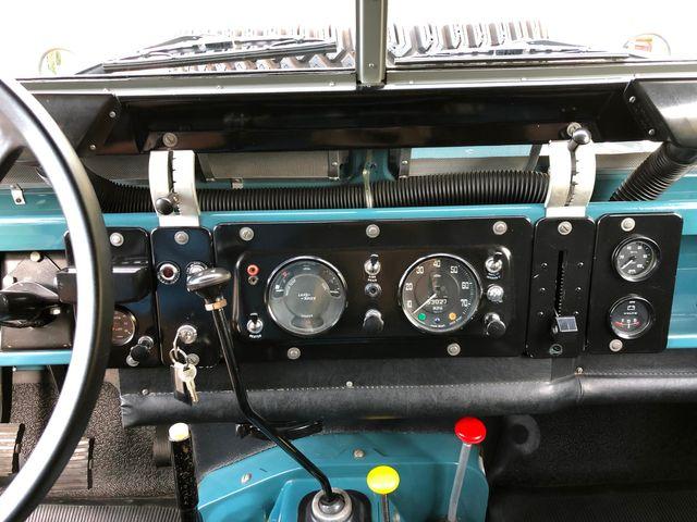 1971 Land Rover Series IIA 88 Series IIA 88 La Jolla, Califorina  26