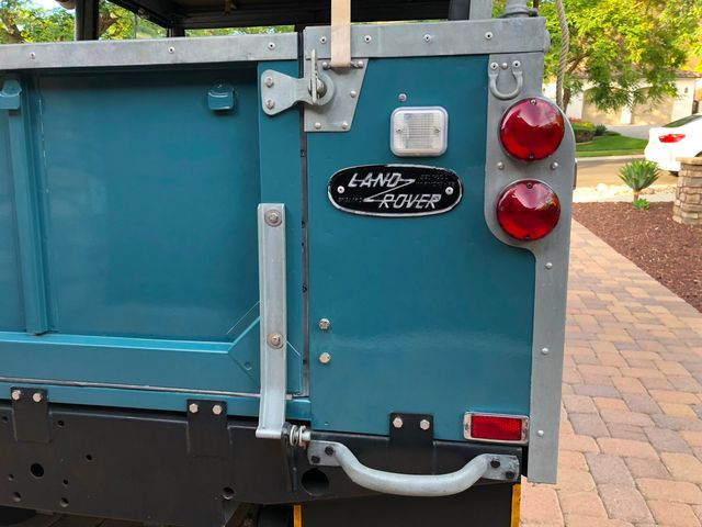 1971 Land Rover Series IIA 88 Series IIA 88 La Jolla, Califorina  46