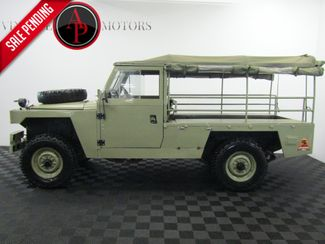 1971 Land Rover SERIES III RARE 109 DIESEL in Statesville, NC 28677