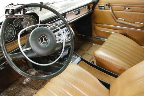 1971 Mercedes 250C COUPE 1 OWNER CA CAR 44K ORIGINAL MILES AC | Denver, CO | Worldwide Vintage Autos in Denver, CO