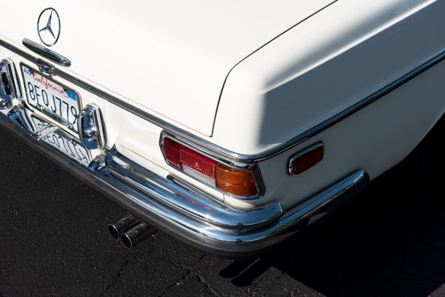1971 Mercedes Benz 280SE sedan Chesterfield, Missouri 18