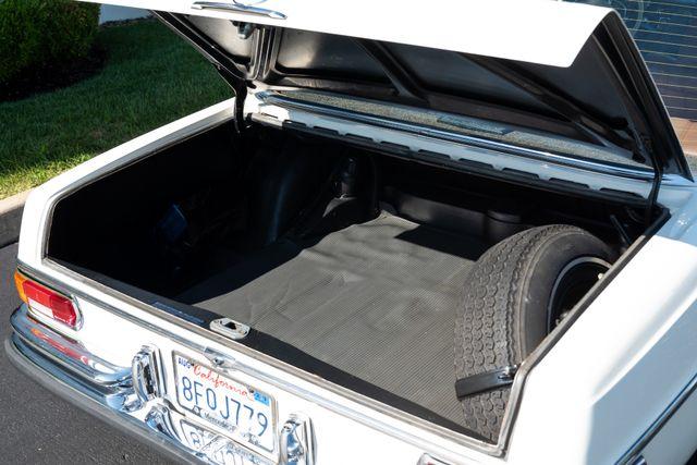 1971 Mercedes Benz 280SE sedan Chesterfield, Missouri 34