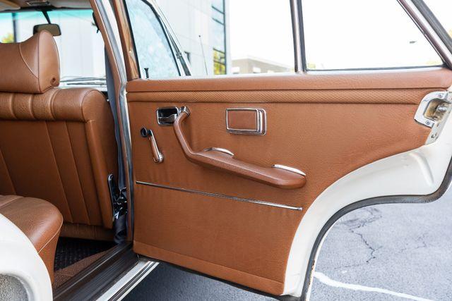 1971 Mercedes Benz 280SE sedan Chesterfield, Missouri 76