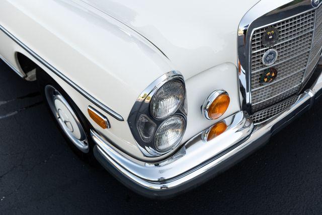 1971 Mercedes Benz 280SE sedan Chesterfield, Missouri 89
