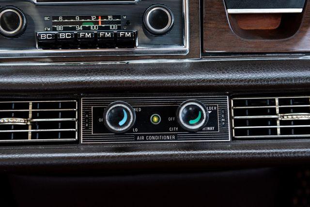 1971 Mercedes Benz 280SE sedan Chesterfield, Missouri 59
