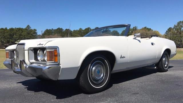 1971 Mercury Cougar Convertible 351C in Hope Mills, NC 28348