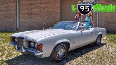 1971 Mercury COUGAR CONVERTIBLE 351C in Hope Mills, NC