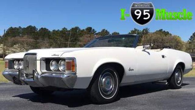 1971 Mercury Cougar Convertible 351C