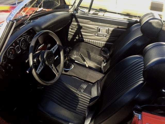 1971 Mg B Convertible in Boerne, Texas 78006