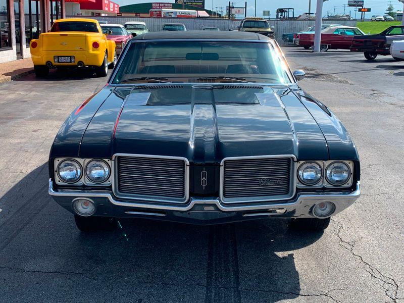 1971 Oldsmobile Cutlass   St Charles Missouri  Schroeder Motors  in St. Charles, Missouri