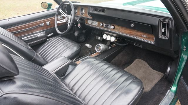 1971 Oldsmobile 442 W-30 CUTLASS Valley Park, Missouri 19