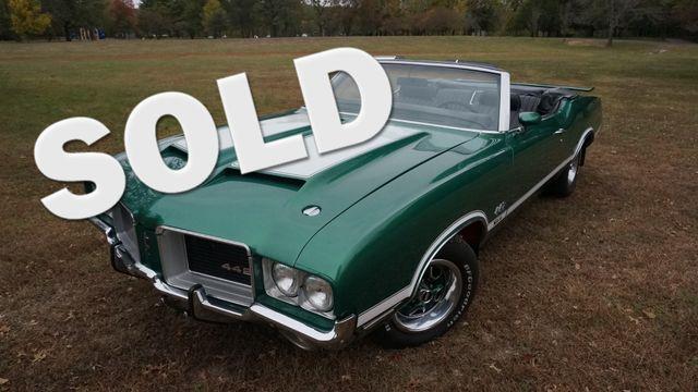 1971 Oldsmobile 442 W-30 CUTLASS Valley Park, Missouri