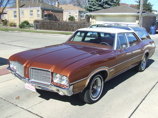 1971 Oldsmobile Vista Cruiser  | Mokena, Illinois | Classic Cars America LLC in Mokena Illinois