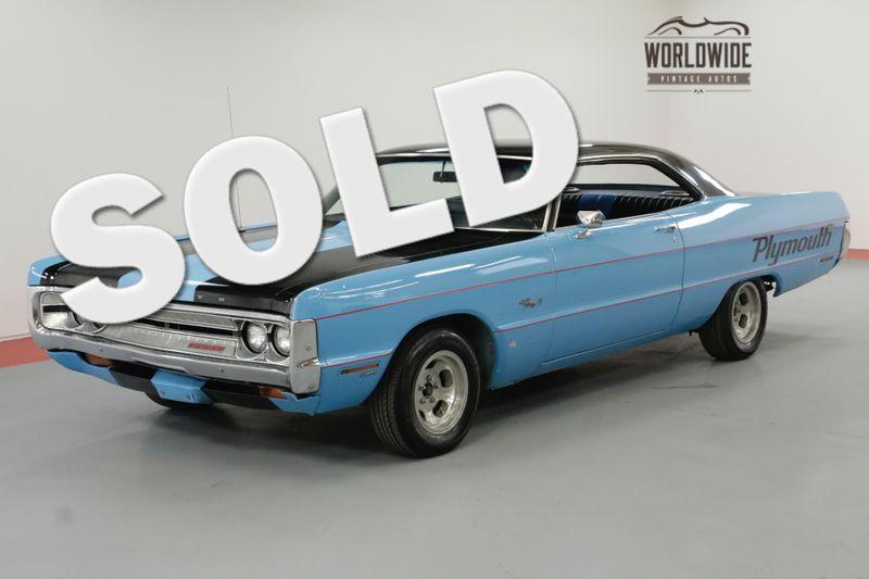 1971 Plymouth FURY II 318V8 AUTO MOPAR   Denver, CO   Worldwide Vintage Autos