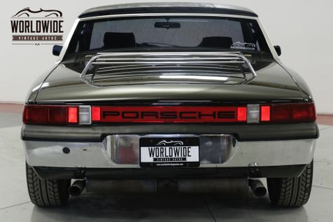 1971 Porsche 914 RESTORED TARGA REBUILT 1.8L 13K MILES  | Denver, CO | Worldwide Vintage Autos in Denver, CO