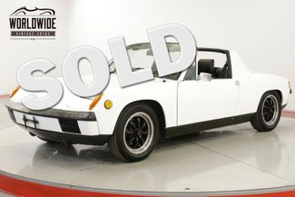 1971 Porsche 914 1.7L. 5 SPEED. 55K MILES. TARGA    Denver, CO   Worldwide Vintage Autos in Denver CO