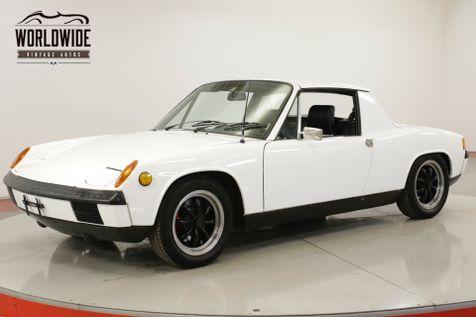 1971 Porsche 914 1.7L. 5 SPEED. 55K MILES. TARGA  | Denver, CO | Worldwide Vintage Autos in Denver, CO