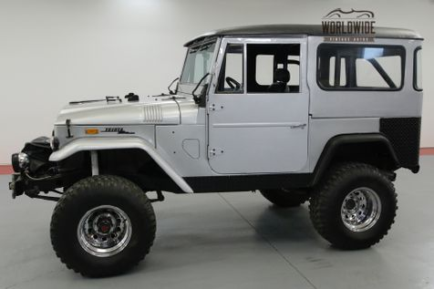 1971 Toyota FJ40 LIFTED 4X4. 4-WHEEL DISC 2F MOTOR. TWO TOPS!    Denver, CO   Worldwide Vintage Autos in Denver, CO