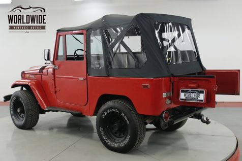 1971 Toyota FJ40 350 V8 3-SPEED 4X4 CONVERTIBLE TOP | Denver, CO | Worldwide Vintage Autos in Denver, CO