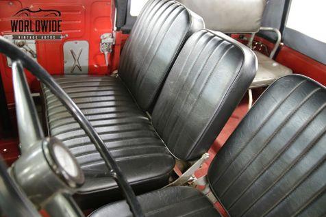 1971 Toyota FJ40 350 V8 3-SPEED 4X4 CONVERTIBLE TOP | Denver, CO | Worldwide Vintage Autos in Denver, CO