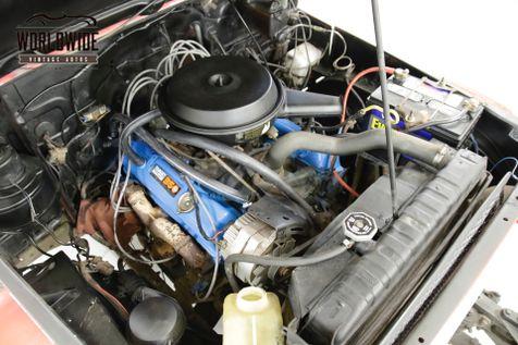 1971 Toyota FJ40 350 V8 3-SPEED 4X4 CONVERTIBLE TOP   Denver, CO   Worldwide Vintage Autos in Denver, CO