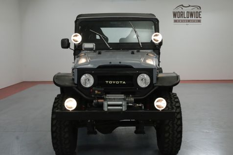 1971 Toyota LAND CRUISER FJ40 BUILT. OFF ROAD. 4x4 DISC BRAKES CONVERTIBLE. | Denver, CO | Worldwide Vintage Autos in Denver, CO