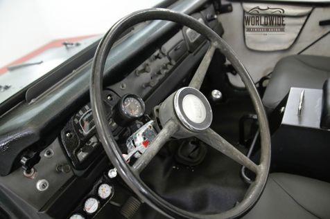 1971 Toyota LAND CRUISER FJ40 CUSTOM 350 V8 4x4 LIFT. CUSTOM WHEELS!   | Denver, CO | Worldwide Vintage Autos in Denver, CO