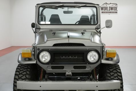 1971 Toyota LAND CRUISER FJ40 CUSTOM 350 V8 4x4 LIFT. CUSTOM WHEELS!   | Denver, CO | Worldwide Vintage Autos in Denver, CO