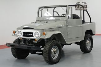 1964 Toyota LAND CRUISER FJ40 FRAME UP RESTORED COLLECTOR 4x4 | Denver, CO | Worldwide Vintage Autos in Denver CO