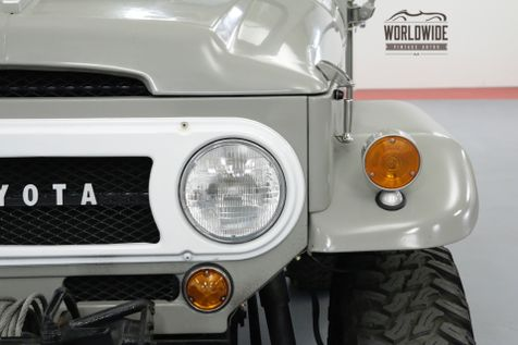 1964 Toyota LAND CRUISER  FJ40. FRAME UP RESTORED COLLECTOR. RARE 4x4 | Denver, CO | Worldwide Vintage Autos in Denver, CO