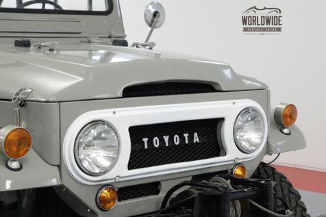 1964 Toyota LAND CRUISER FJ40 FRAME UP RESTORED COLLECTOR 4x4 | Denver, CO | Worldwide Vintage Autos in Denver, CO