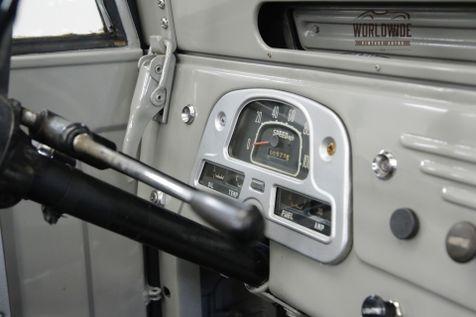 1964 Toyota LAND CRUISER  FJ40. FRAME UP RESTORED COLLECTOR. RARE 4x4   Denver, CO   Worldwide Vintage Autos in Denver, CO