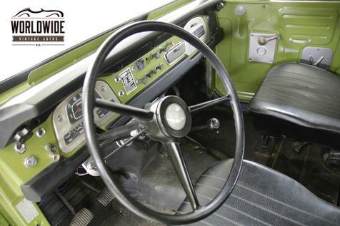 1971 Toyota LAND CRUISER  FJ40. RESTORED. 350 V8. 4x4. PB. OME LIFT. PB.  | Denver, CO | Worldwide Vintage Autos in Denver, CO