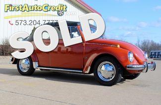 1971 Volkswagen Super Beetle Convertible in Jackson MO, 63755
