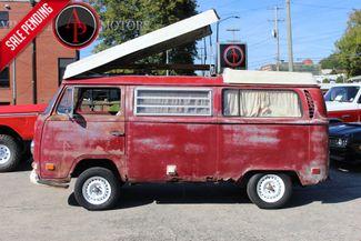 1971 Volkswagen CAMPMOBILE WESTFALIA REBUILT MOTOR in Statesville, NC 28677