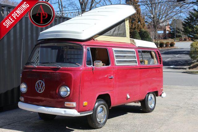 1971 Volkswagen BUS WESTFALIA CAMPMOBILE