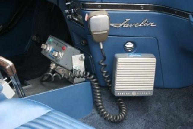 "1972 American Motors JAVELIN SST 401  1 OF 82  ""POLICE SPECIAL"" Phoenix, Arizona 56"